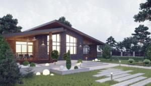 загородный домl